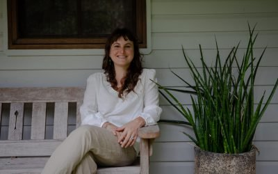 What inspired me to become a naturopath, gardener and empowered woman