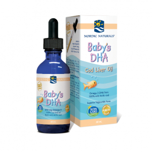 Nordic Natural Baby DHA supplement